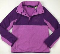 Girl's Youth Under Armour Cold Gear Pullover Jacket