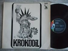 KROKODIL Same SWISS PSYCH PROG LP 1969 rare