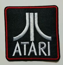 ATARI retro Logo embroidered Patch 3 1/2 inches long