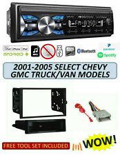 SOUNDSTREAM VM-21B Stereo Kit for Select 2001-2005 GMC/Chevrolet Van Trucks