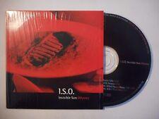 I.S.O. : INVISIBLE SUN ODYSSEY ♦ CD SINGLE PORT GRATUIT ♦