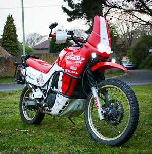 Custom Honda XL600V xl600 Transalp Rally Raid front and side fairing, Boano