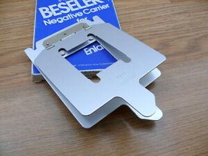 Beseler 6x6cm negative carrier for Beseler 67C enlarger.