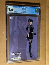 Batman #92 1st Print 1:25 Jimenez Punchline Design Variant CGC 9.6 NM+