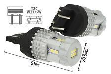 Lampada Led T20 7443 W21/5W 12 Smd 3020 Opel Insignia Peugeot 208 Toyota Yaris
