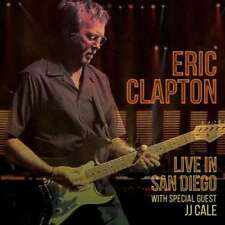 ERIC CLAPTON - vivir en San Diego (con SPECIA NUEVO CD