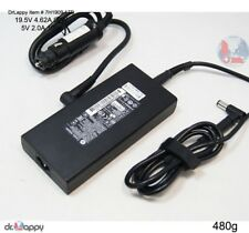 Genuine Slim HP 90W Combo Adapter Charger for EliteBook 8560w 8560p 8570w E8570w