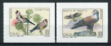 Italy Birds on Stamps 2019 MNH Europa Goldfinch Finches Eagles 2v S/A Set