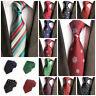 Novelty Men's Tie Classic Christmas Disguised Silk Jacquard Jubilant New Necktie