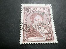 Argentina, 1935 Stamp Classic 370, Rivadavia Celebrity', Obliterated, Used