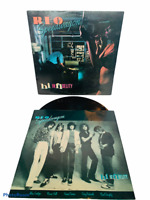REO Speedwagon Hi Infidelity 1980 High Loving You Vinyl Record album 33 rpm 12""