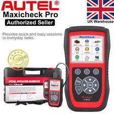 Autel MaxiCheck Pro OBD EPB ABS SRS SAS DPF Oil Reset Diagnostic Scanner Tool