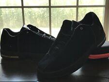 Air Jordan TE 2 Low Men's Size 10 Low Top Black Basketball Shoes AO1696-003
