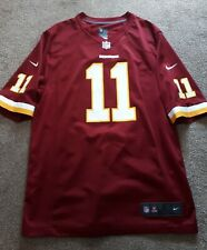 Nfl washington redskins Jersey Large On Field Jackson