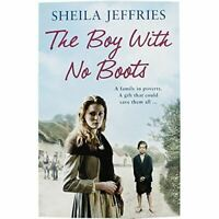 Very Good, The Boy With No Boots Pa, Sheila Jeffries, Paperback