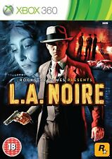 L.A. Noire Microsoft Xbox 360 PAL Brand New