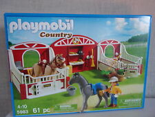Playmobil Country 5983 Pferdestall - Neu & OVP