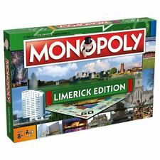 Winning Moves Monopoly Limerick Edition Board Game