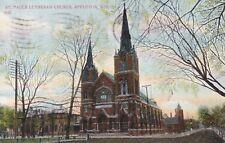 Appleton, WI - St Paul's Lutheran Church