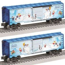 Lionel Frosty the Snowman Boxcar # 6-83925