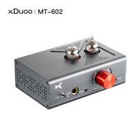 XDUOO MT-602 HiFi Adopt 6J1*2 High Performance Tube Class A Headphone Amplifier