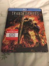 Transformers: Age of Extinction FUTURESHOP STEELBOOK EDITION Blu-Ray! SEALED OOP