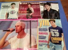 Enrique Iglesias Clippings Pack