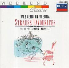 Weekend in Vienna - Strauss Favourites / Vienna Philharmonic · Willi Boskovsky