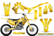 HONDA CRF 450 CRF450 2013-2015 GRAPHICS KIT CREATORX DECALS COLD FUSION Y NP