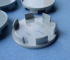 4x Nabenkappen Nabendeckel Felgendeckel Träger 64,0mm 58,0mm für Ronal M 485