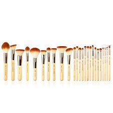Jessup 25pcs Bamboo Makeup Brush Set Cosmetic Brushes Make up Tools kits T135 US
