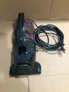 Vintage Royal Dirt Devil Plus Hand Held Corded Vacuum Model 08100 Works Great