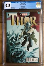 Thor #1 Staples Variant Cover CGC  9.8 2137052005