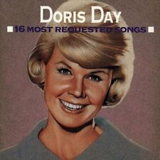 CD Album Doris Day 16 Most Requested Songs (Whatever Will Be, Love Somebody)