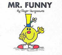 Mr. Funny (Mr. Men Library), Hargreaves, Roger, Very Good Book