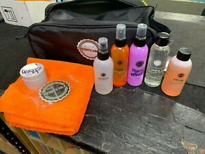 Infinity Wax Boot Bag Gift Set - Ideal for Xmas 2020 *NEW IN STOCK*