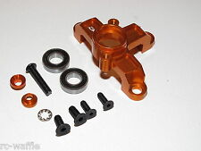 YY-KING MOTOR MADMAX HPI KM ROVAN BAJA 1/5 5T 5B ALUMINUM CLUTCH CARRIER ORANGE