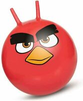 Gigante 60cm Angry Birds Saltamontes Adulto Y Niños Spacehopper Hinchable Bola &