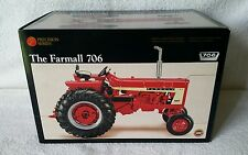 Ertl Precision Series # 16 Farmall 706 Tractor 1/16 scale