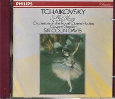 Tchaikovsky: Balletti Da Opere / Colin Davis, Royal Opera House, Covent Garde CD