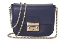 Furla Metropolis Mini XS Crossbody Bag - Pocket Format - Blau