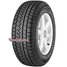 KIT 4 PZ PNEUMATICI GOMME CONTINENTAL 4X4 WINTERCONTACT ML MO 235/65R17 104H  TL