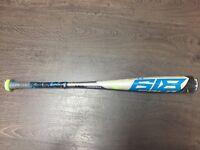 "Louisville Slugger Solo 618 USA Baseball Bat Youth 30""/19oz (-11) 2 5/8"" Barrel"