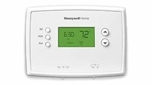 Honeywell Home RTH221B1039 RTH221B Programmable Thermostat White