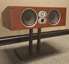 Center Channel Stand For Polk CSIA, All Steel and Fill-able