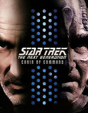 Star Trek: The Next Generation - Chain of Command (Blu-ray Disc, 2014)