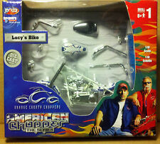 American Choppers - Lucy's Buildable Bike kit - ORANGE COUNTY CHOPPERS - 2004