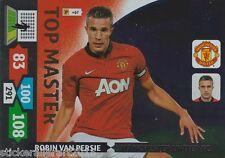 Panini Adrenalyn Champions League 13/14 - Top Master -Robin Van Persie