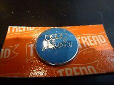 AUDI Original 1960's Quality Gear Lever Badge Key Fob Bonnet NOS