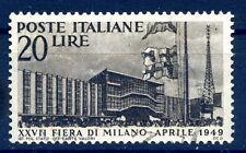 FIERA DI MILANO   1949 -  USATO